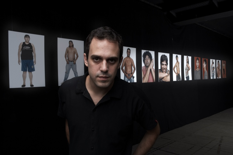Filmmaker and director Federico Leon, protégée of Robert Wilson