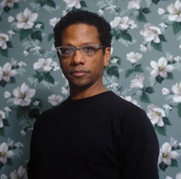 Ralph Lemon, artistic director of Cross Performances in New York City