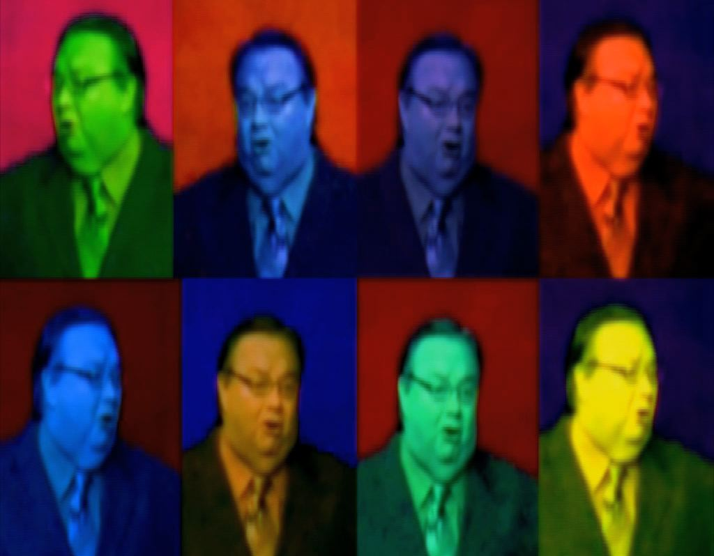 """Broken Dreams"" still from Dutch avant-pop composer JacobTV's ""The News"""