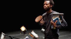 """Le Cargo,"" de Faustin Linyekula, Studios Kabako (2011) Centre national de la danse"
