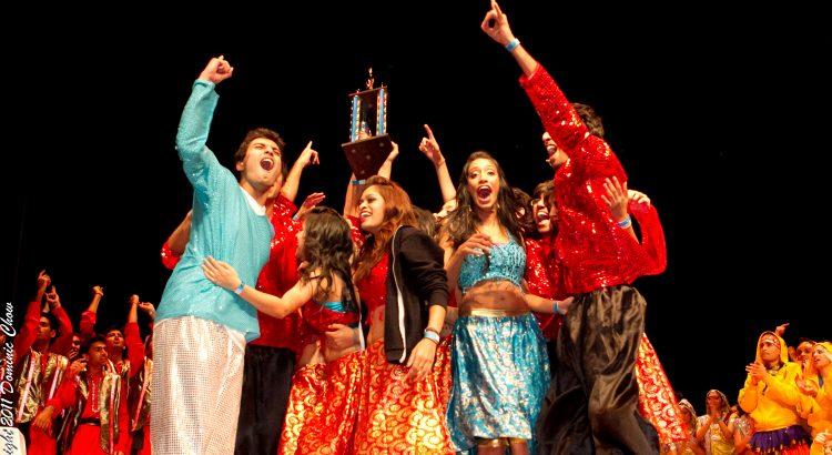 Bhangra: Michigan Bhangra at South Asian Showdown