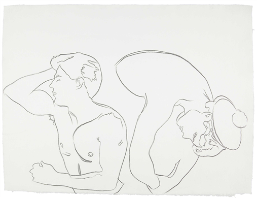 """Andy Warhol """"Querelle"""" 