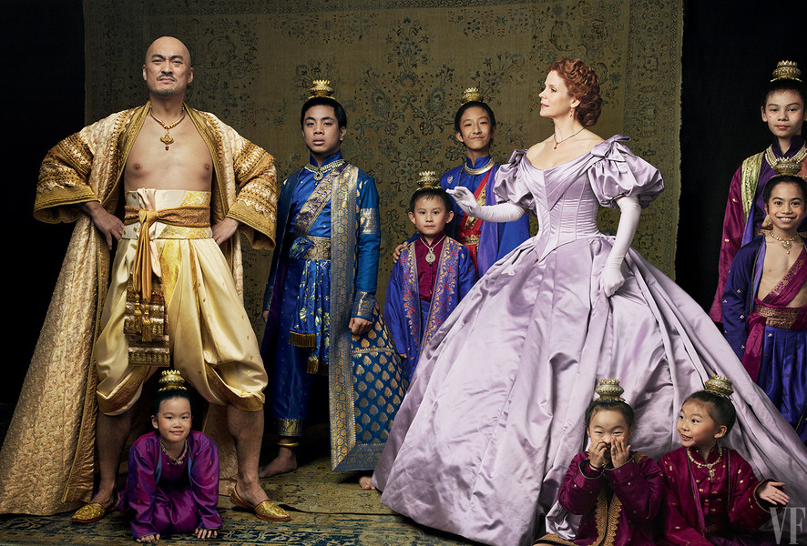Ken Watanabe and Kelli O Hara in Lincoln Centers THE KING AND I