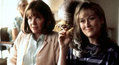 """Actress Meryl Streep (R) is shown with co-star Diane Keaton in a scene from """"Marvin's Room."""""""
